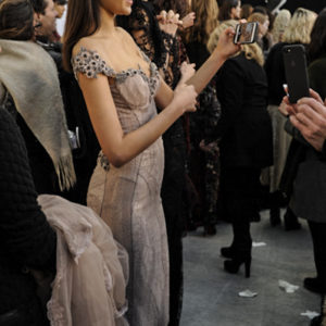 Backstage Galia Lahav Parigi